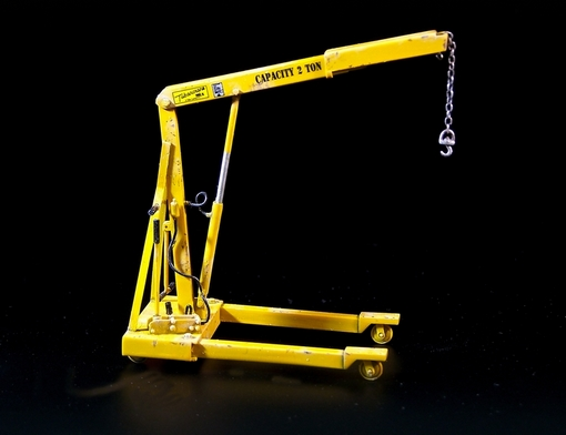 U.S. workshop crane