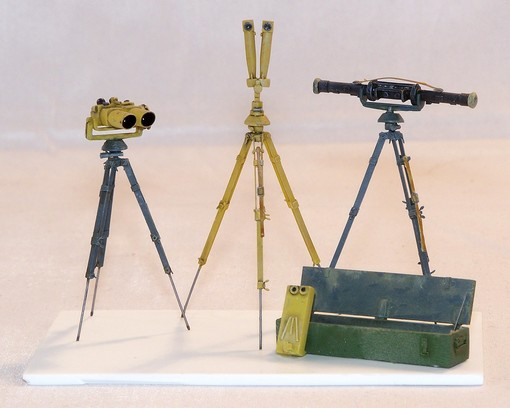 German field optical equipment