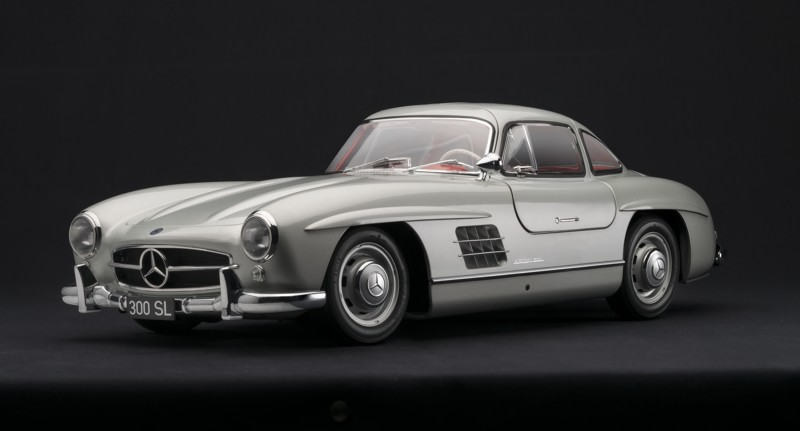 Mercedes-Benz 300 SL Gullwing 1:8
