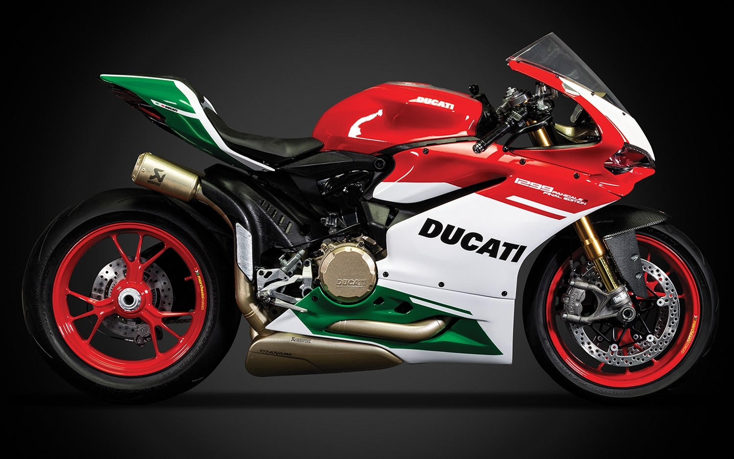 Ducati 1299 Panigale R Final Edition - 1:4