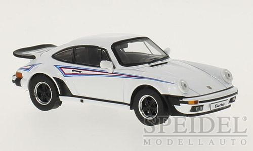 Porsche 911 Turbo Martini Edition 1975 Wit