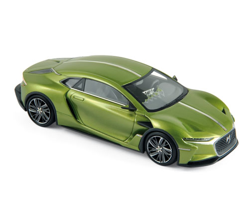 Citroen DS E-Tense Salon de Geneve 2016