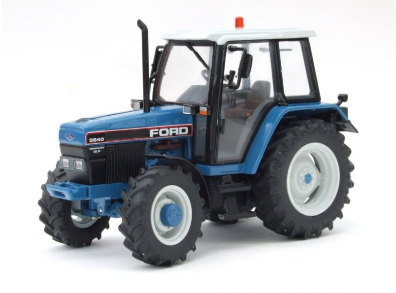 Ford 5640 SLE 4WD - Limited Edition
