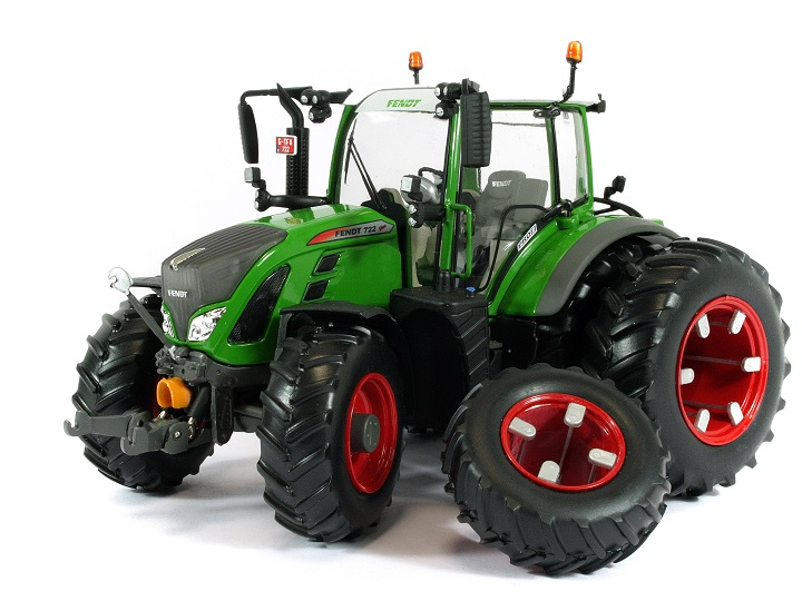 Fendt 722 Vario with Duals - Limited Edition