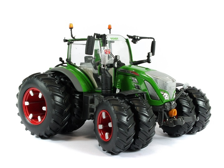 Fendt 724 Vario Design Line with Duals - Limited Edition