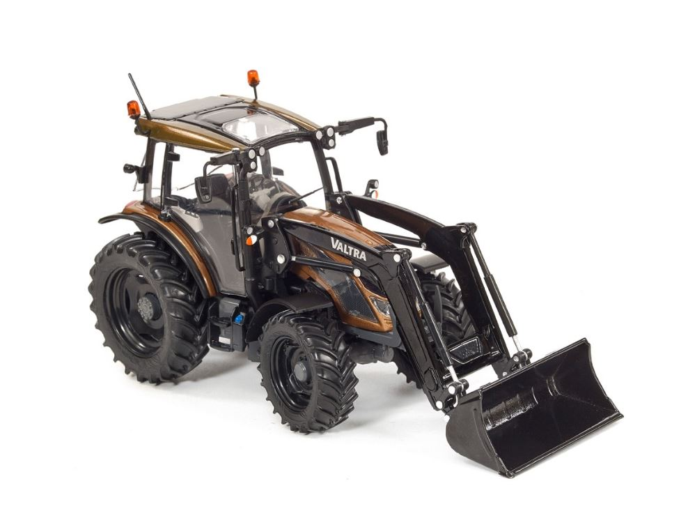 Valtra A104 with Frontloader Brown - Limited Edition