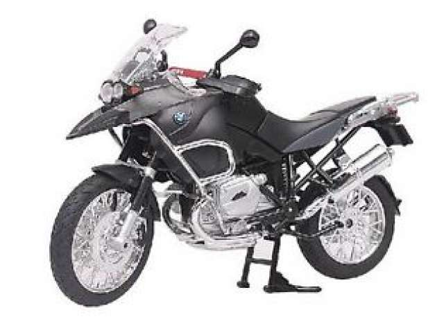 BMW R1200 GS Grey - 1:9