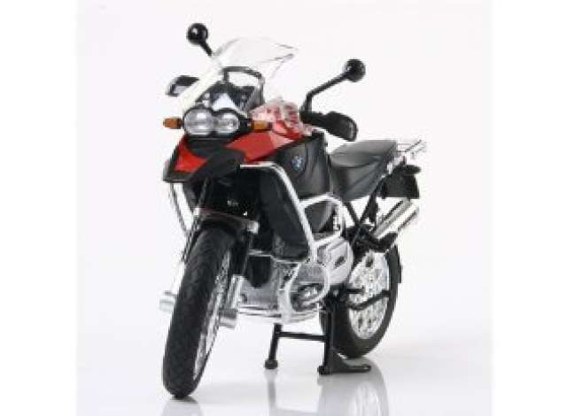 BMW R1200 GS Red - 1:9
