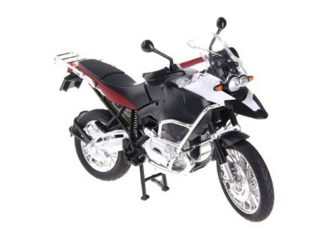 BMW R1200 GS White - 1:9