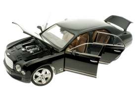 Bentley Mulsanne 2012 Black