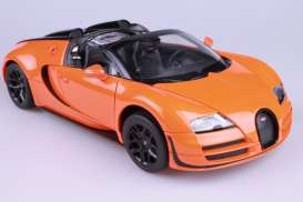 Bugatti Veyron Grand Sport Vitesse Orange