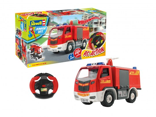 Fire Truck RC - Junior Kit