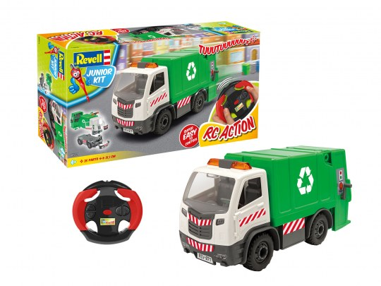 Garbage Truck RC - Junior Kit