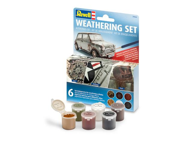 Weathering Set (6 Colours)
