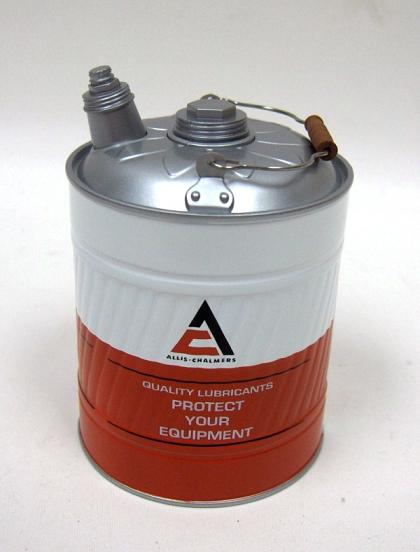 Allis Chalmers Oil Can Spaarpot