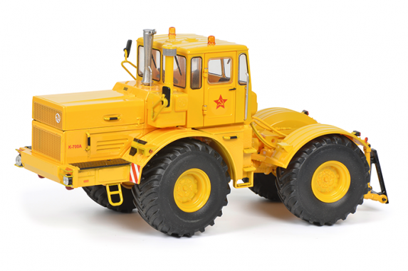 Kirovets K-700A Tractor Yellow