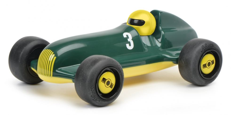 Studio Racer Green Lewis No.3