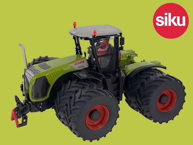 Claas Xerion 4500 with Duals - Limited edition