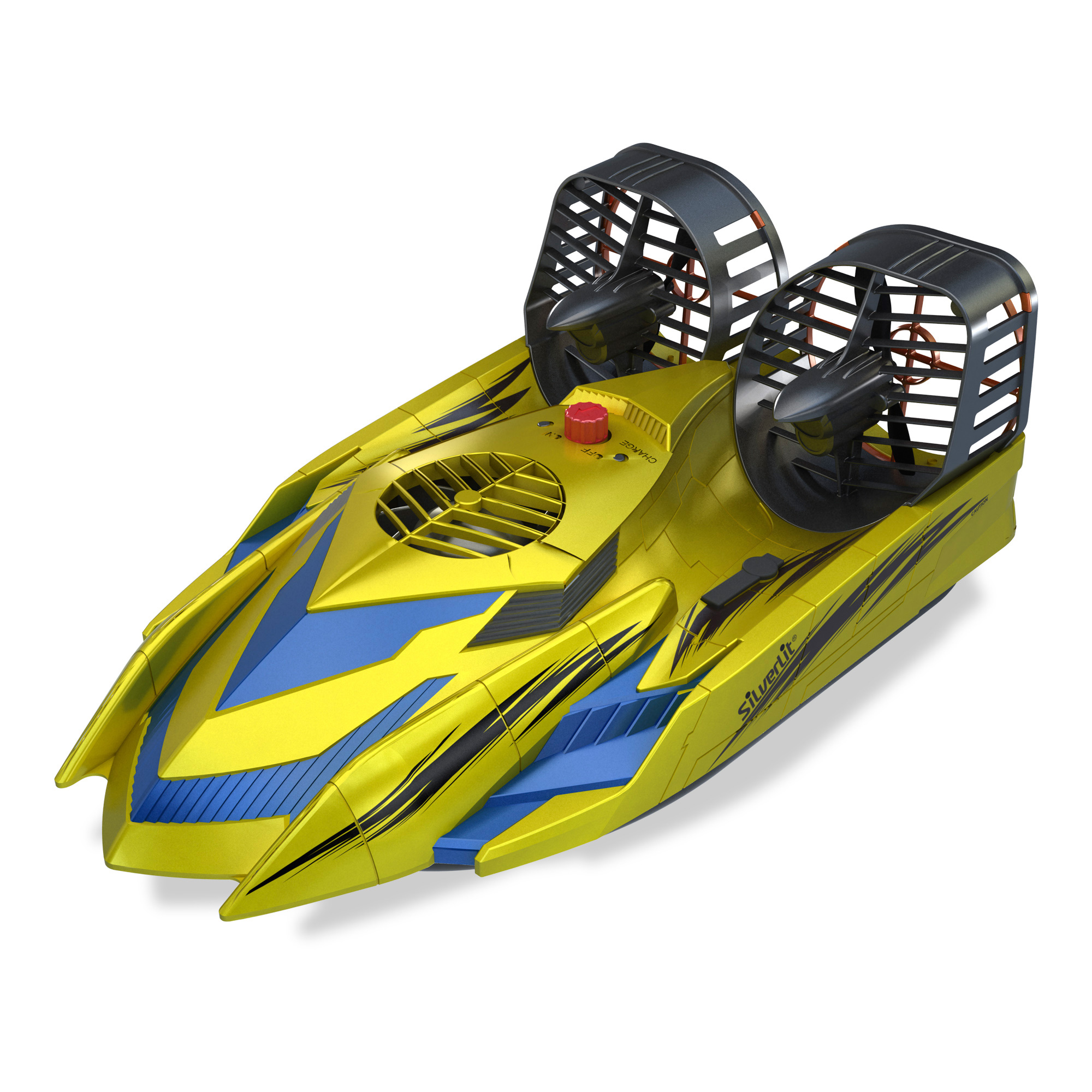 Hover Racer green