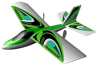 RC Sportflyer X-Twin groen