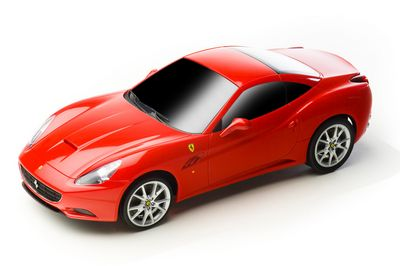 R/C Ferrari 1:50 California