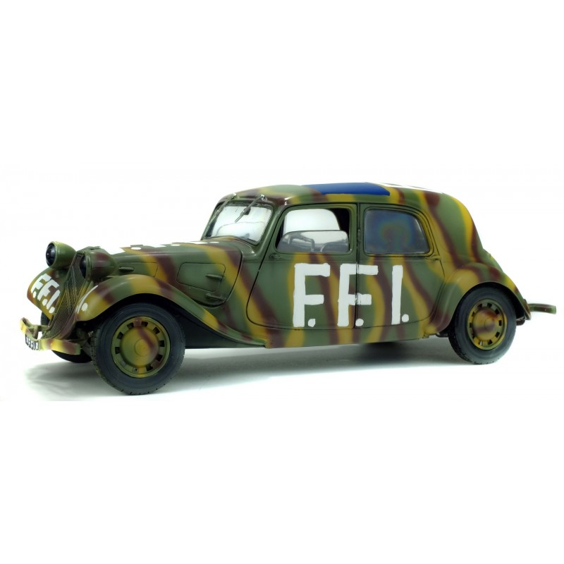 Citroen Traction 11CV FFI - 1:18