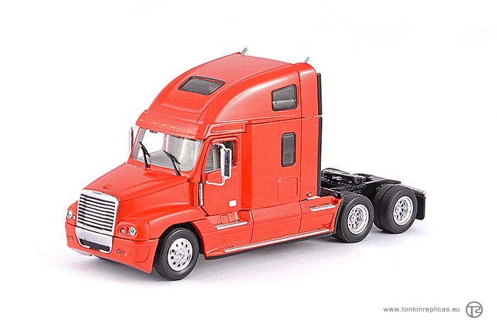 Freightliner Century Sleeper Cab Raise Roof 6x4 Red