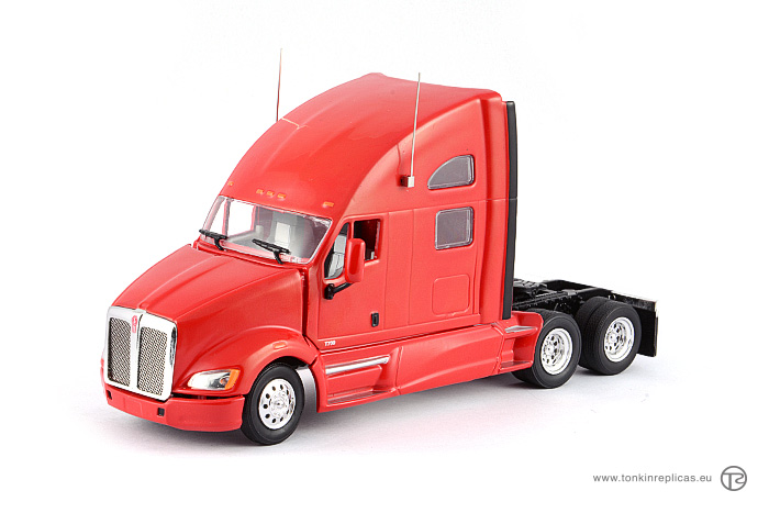 Peterbilt T700 Sleeper Cab 6x4 Red