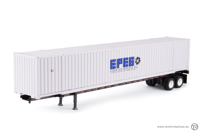 Container 53ft + Trailer EPES