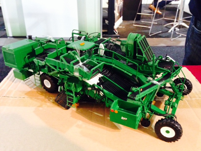 Lenco 2000 Airhead Potato Harvester