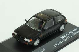 Honda Civic 1987 Black