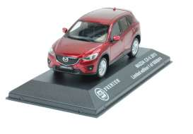 Mazda CX-5 2013 Rood Metallic