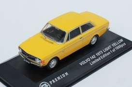 Volvo 142 1973 Light Yellow