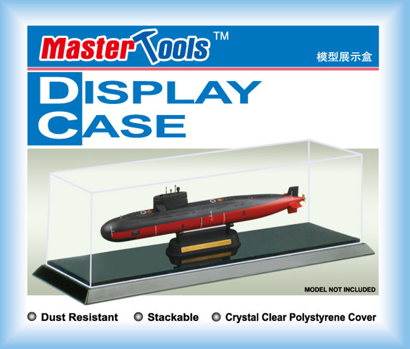 Display Case - 257x66x82mm