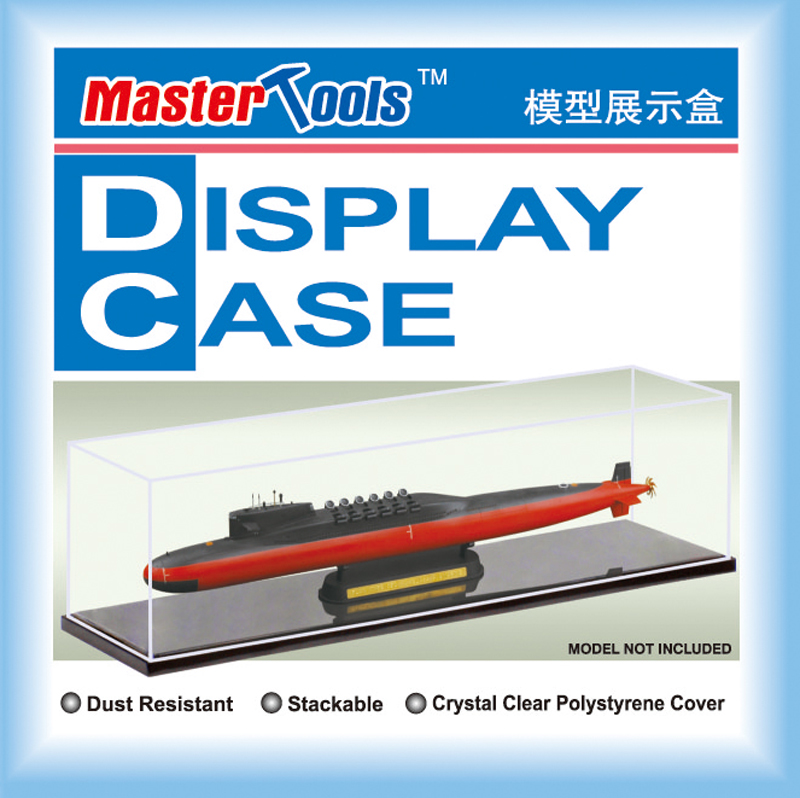 Display Case - 359x89x89mm