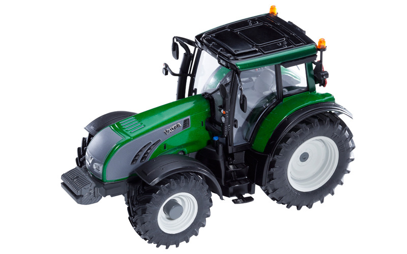 Valtra T213 Groen Metallic Limited Edition