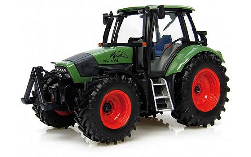 Deutz Agrotron TTV1145 Ridders-Wolf Limited Edition