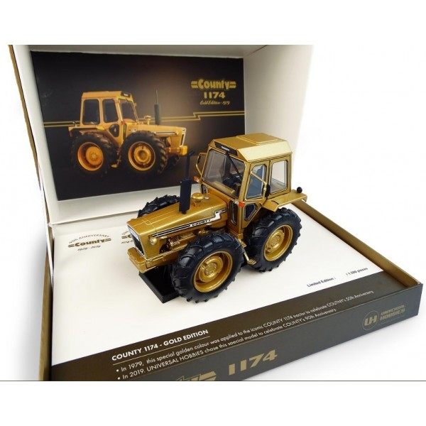County 1174 Gold Edition - Limited Edition