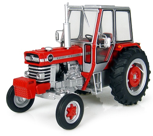 Massey Ferguson 1080 2wd with Cabine 1970
