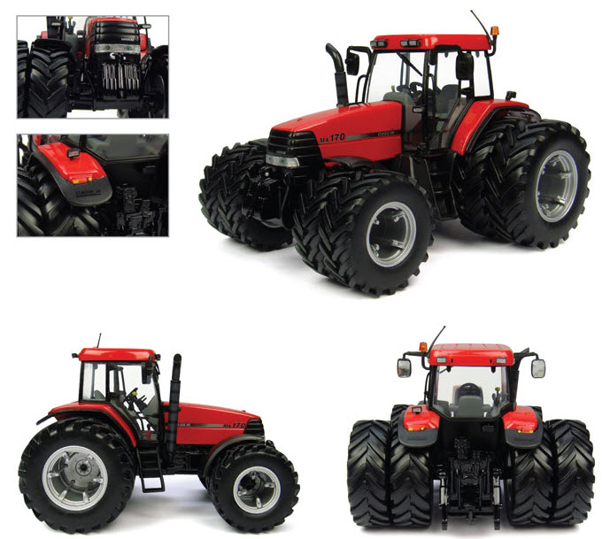 Case IH MX170 with Duals Limited Edition