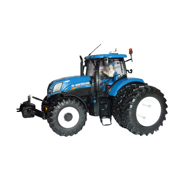 New Holland T7.210 met Dubbellucht Limited Edition