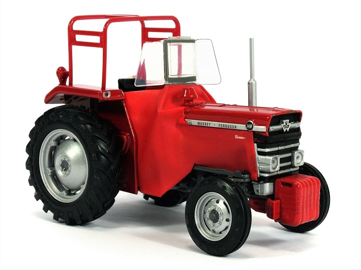 Massey Ferguson 148 with Sirocco Cab - Limited Edition