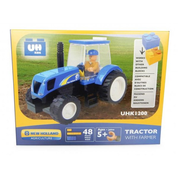 New Holland Building Kit