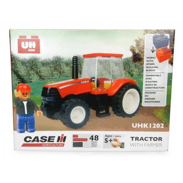 Case with Trailer Building Kit