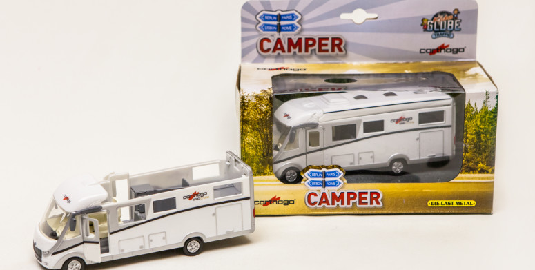 DCPB Carthago Camper 16cm Light