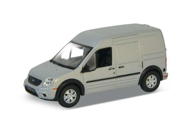 Ford Transit Connect Zilver