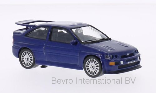 Ford Escort RS Cosworth 1992 Blauw Metallic