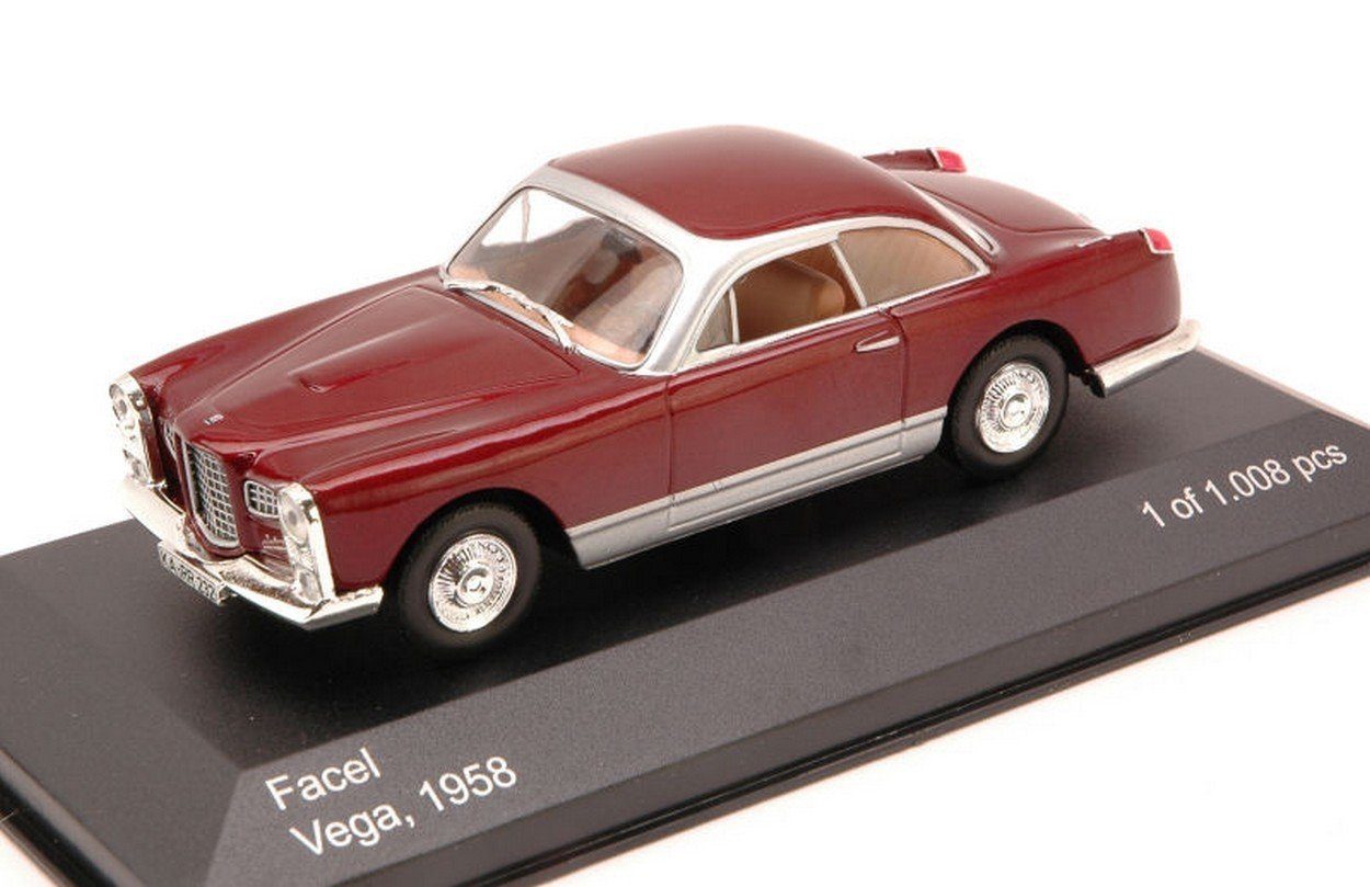Facel Vega 1958 Red/Silver