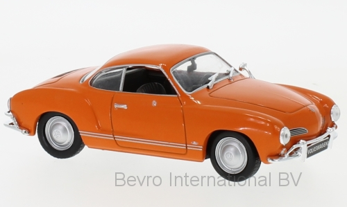 Volkswagen Karmann Ghia 1962 Orange