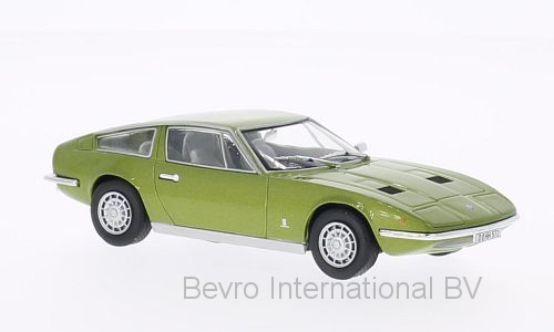 Maserati Indy 1971 Light Green Metallic